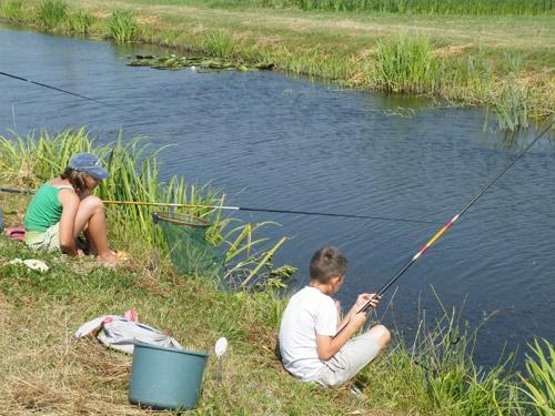 MEGHÍVÓ Gyermek horgászversenyre  2019.06.01.