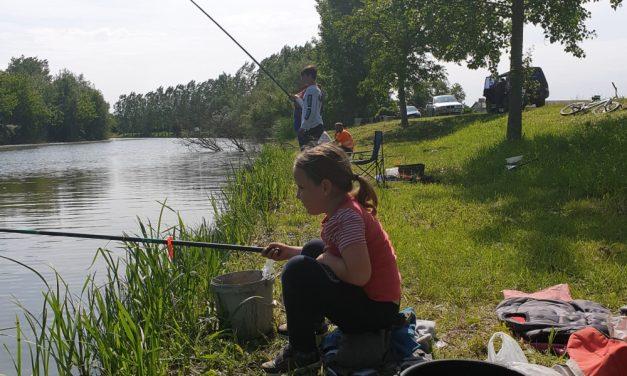 Gyermek Horgászverseny Eredményei 2019.06.01.
